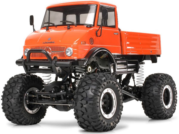 Tamiya Mercedes-Benz Unimog 406 Rock Crawler 58414