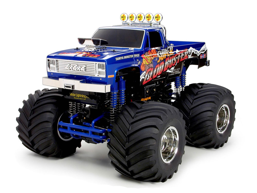 Tamiya Super Clod Buster Unboxing & First Review - YouTube