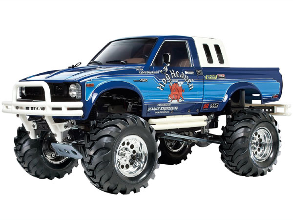 Tamiya Toyota 4x4 Pick-Up Bruiser 58519