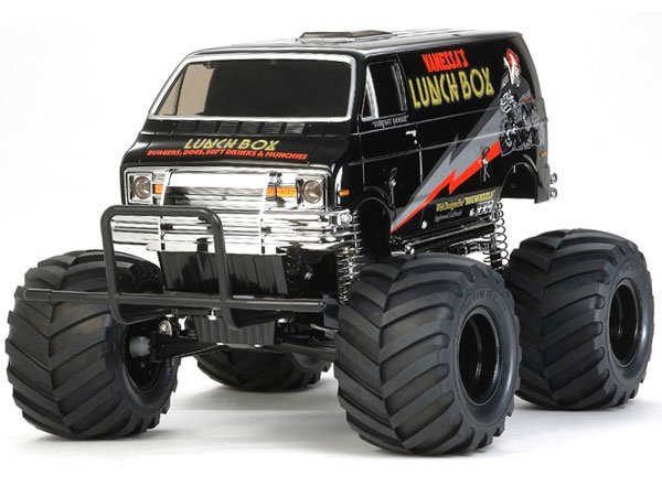 Tamiya Lunch Box Black Edition 58546
