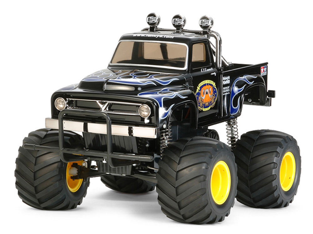 Tamiya Midnight Pumpkin Black Edition (CW-01) 58547