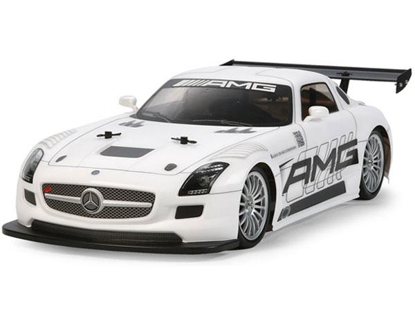 Amg Gtr Price >> Tamiya AMG SLS GT3 (TT-02) 58566