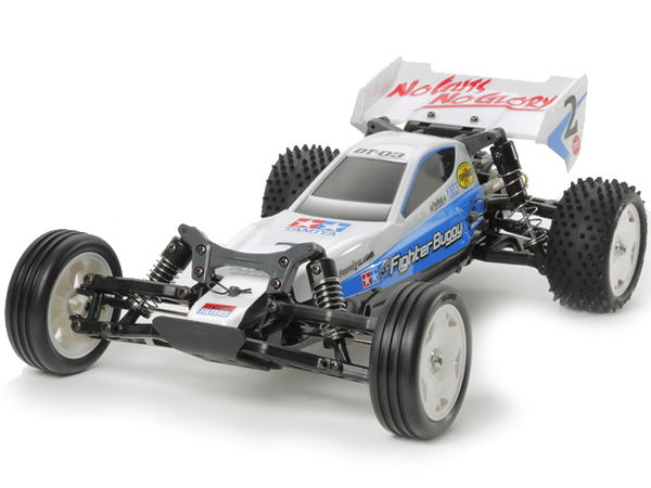 Tamiya XB Neo Fighter Buggy (DT-03) 57872