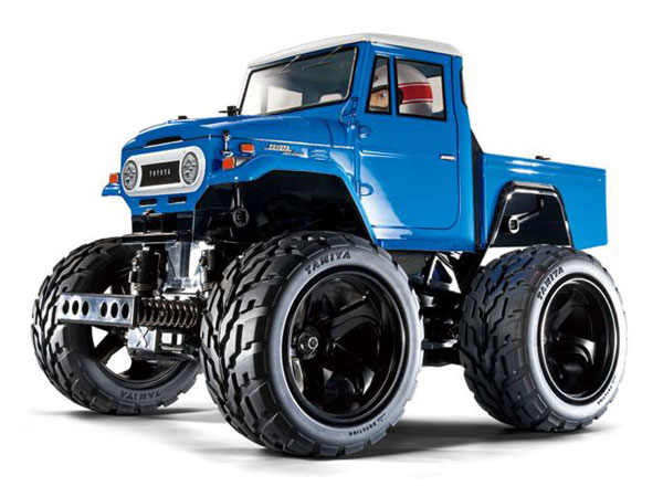 Tamiya Toyota Land Cruiser 40 Pick Up (GF-01) 58589