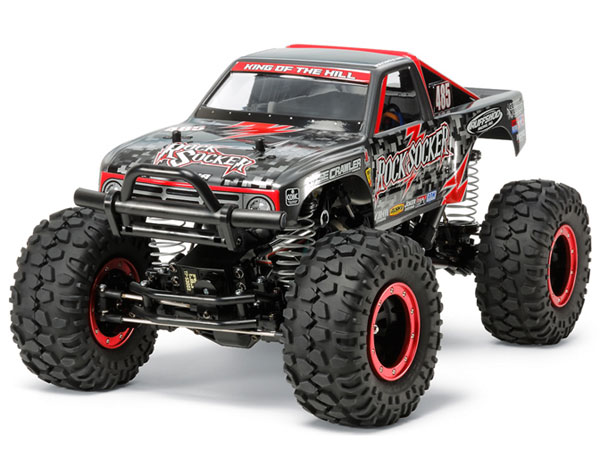 Tamiya Rock Socker Truck - CR-01 58592