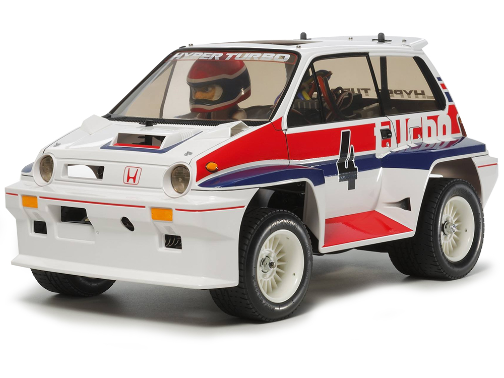Tamiya XB Honda City Turbo - WR-02C 57894