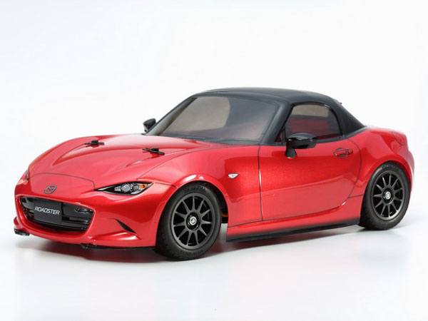Tamiya Mazda MX-5 ND - M-05 58624