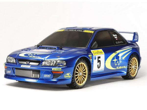 Details About Tamiya Subaru Impreza Monte Carlo 99