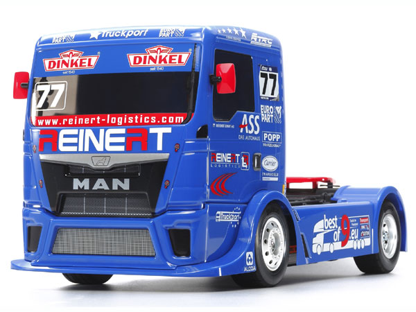 Tamiya Team Reinert Racing MAN TGS TT-01 Type-E 58642