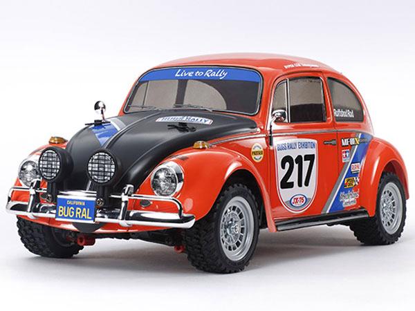 Tamiya Volkswagen Beetle Rally - MF-01X without ESC 58650B