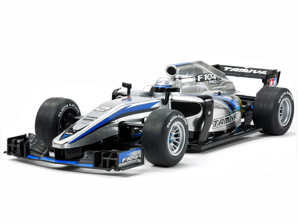 Tamiya F104 Pro II with Body 58652