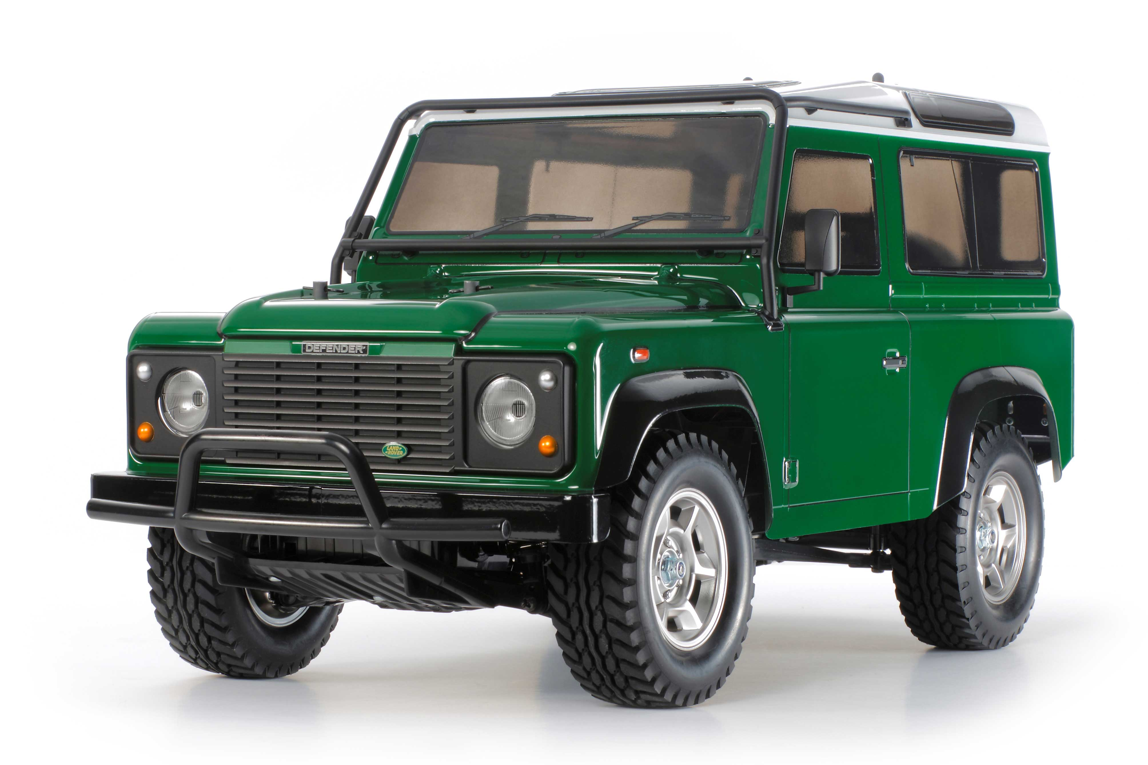 Tamiya Land Rover Defender 90 without ESC 58657B