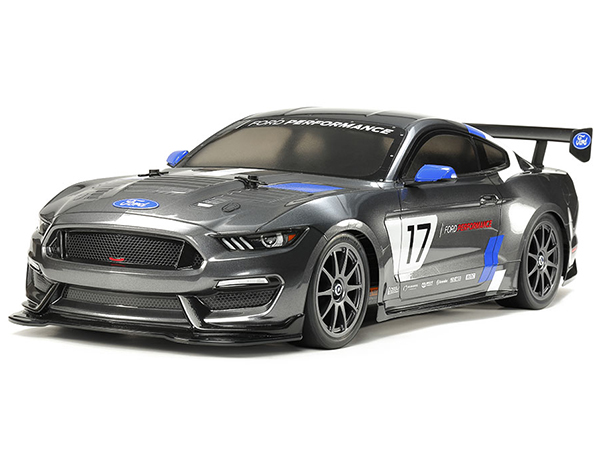 Tamiya Ford Mustang GT4 - TT-02 - without ESC 58664B