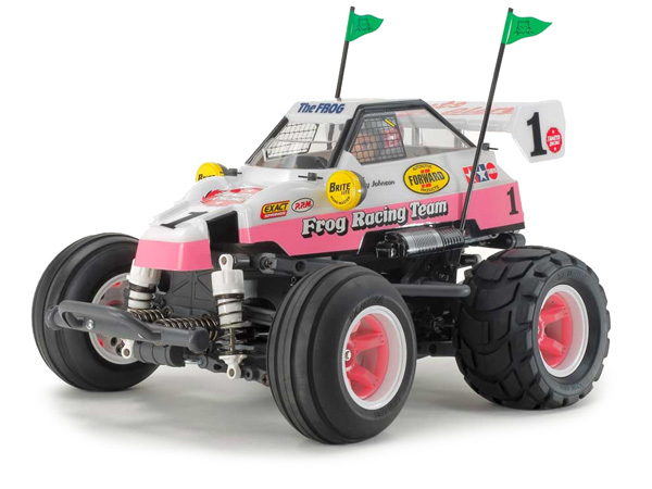 Tamiya Comical Frog WR02CB 58673