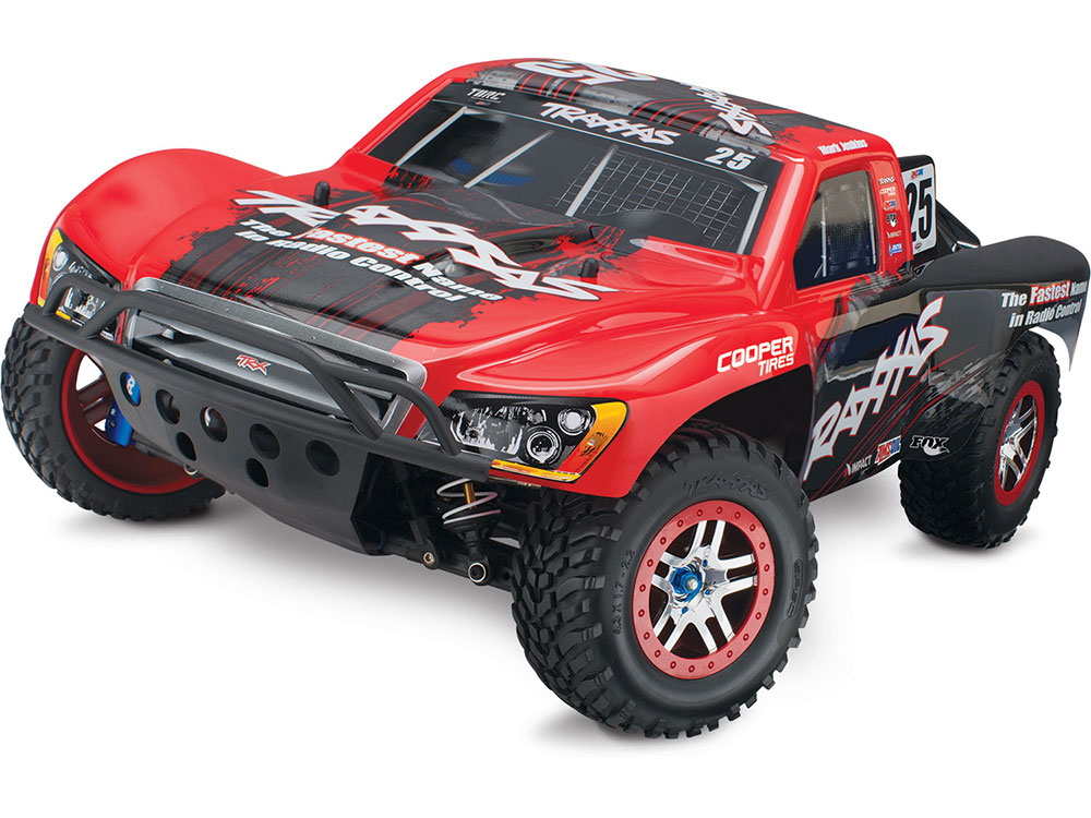 Traxxas Slash Ultimate VXL Brushless 4WD TSM OBA - Mark Jenkins 68077-24MAJ