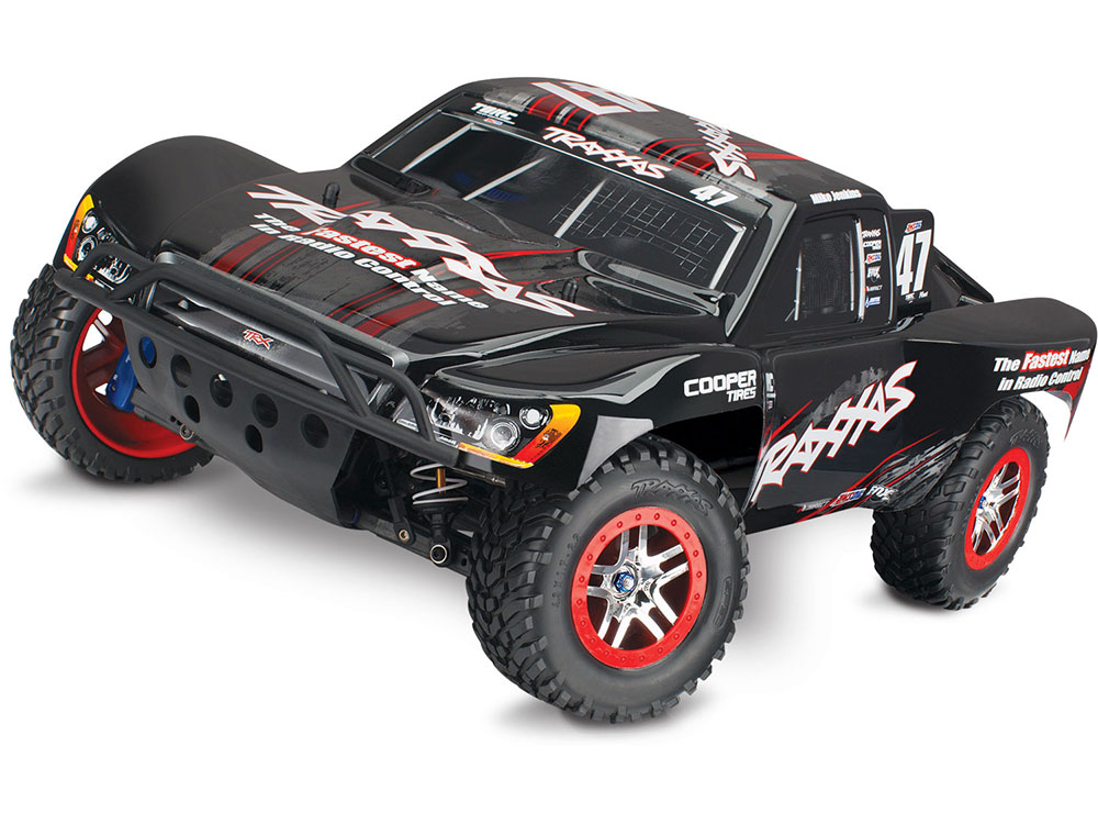 Traxxas Slash Ultimate VXL Brushless 4WD TSM OBA - Mike Jenkins TRX68077-24-MIKE