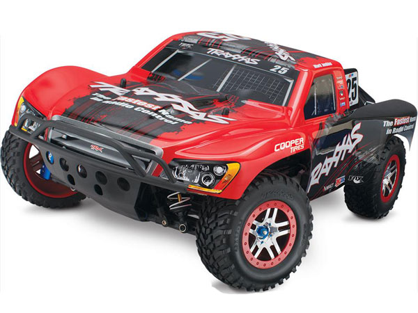 Traxxas Slash 4x4 Ultimate VXL iD RTR TSM (Mark Jenkins) 68077-3-MAJ