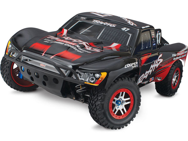 Traxxas Slash 4x4 Ultimate VXL iD RTR TSM (Mike Jenkins) 68077-3MIJ