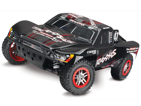 Traxxas Slash 4x4 Brushless RTR OBA, TSM, Black,  (Jenkins) 68086-21BK
