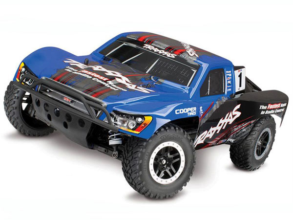 Traxxas Slash 4x4 Brushless RTR - TSM 68086-4