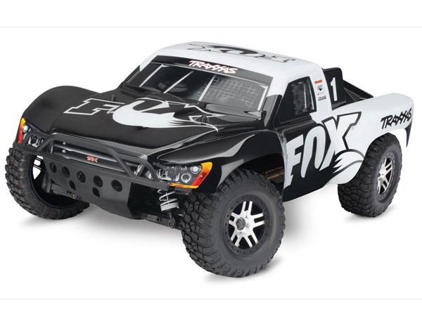 Traxxas Slash 4x4 Rc Cars Traxxas Slash 4x4 Brushless RTR OBA, TSM (Fox) 68086-21FX