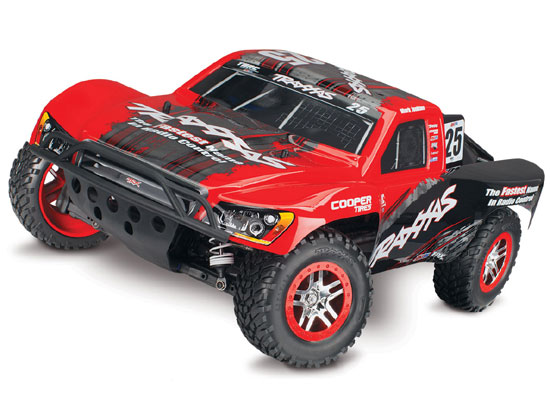 Traxxas Slash 4x4 Brushless RTR OBA TSM Mark Jenkins 68086-24MAJ