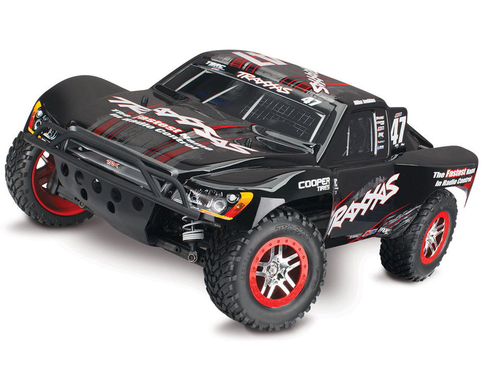 Traxxas Slash 4x4 Brushless RTR - TSM (Mike Jenkins) 68086-4MIJ