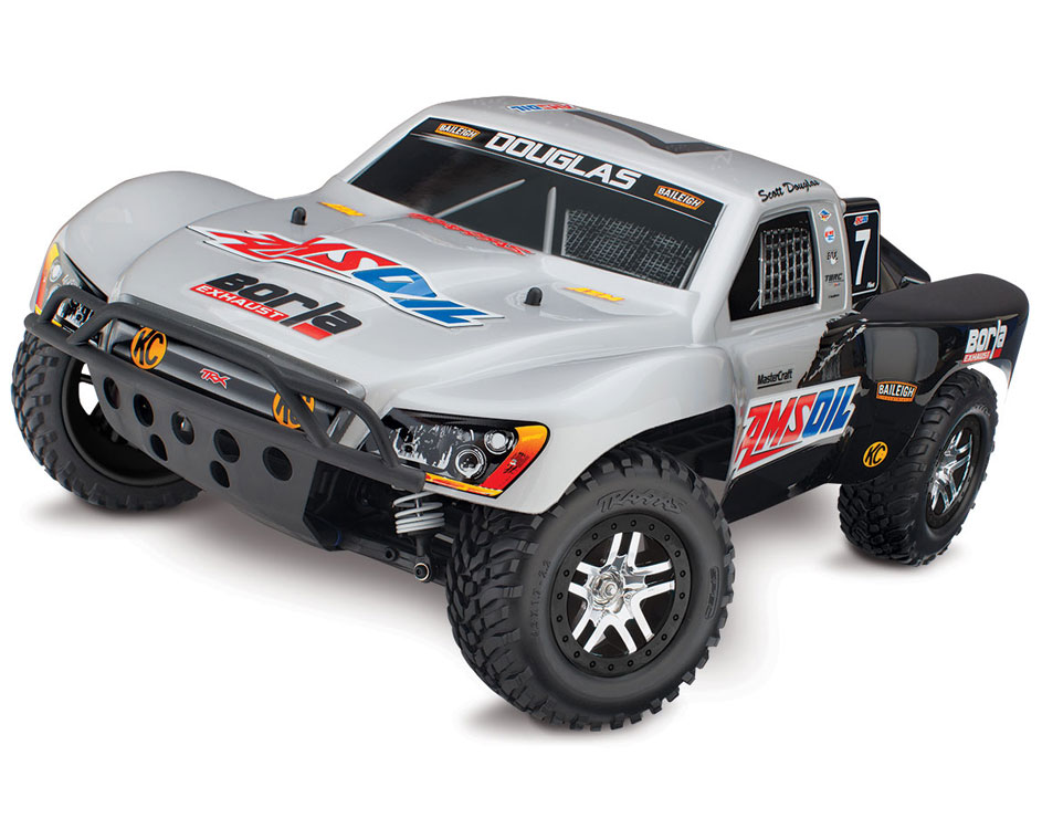 Traxxas Slash 4x4 Ultimate VXL iD RTR TSM (Scott Douglas) 68077-3-SCD