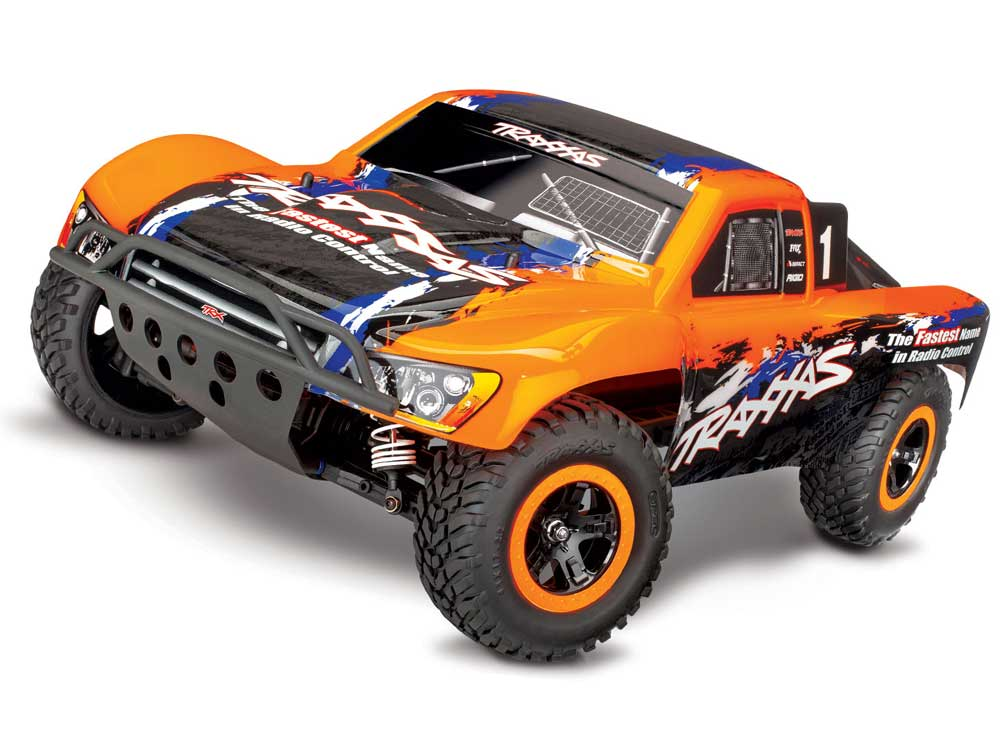 Traxxas Slash 4x4 Brushless RTR - TSM (Orange Edition) TRX68086-4-ORNG
