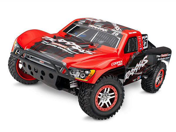 Traxxas Slash 4x4 Brushless RTR - TSM (Mark Jenkins) 68086-4MAJ
