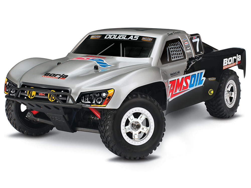 Traxxas 1/16 Slash XL2.5 4WD - Scott Douglas 70054-1SD