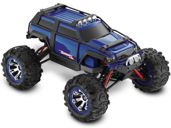 Traxxas 1/16 Summit VXL iD RTR (Blue) 72076-3BU