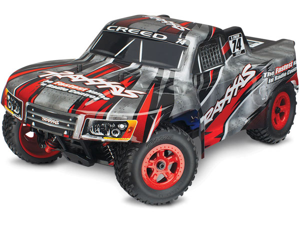La Trax SST 1/18 4WD 2.4GHz - Red 76044-1R