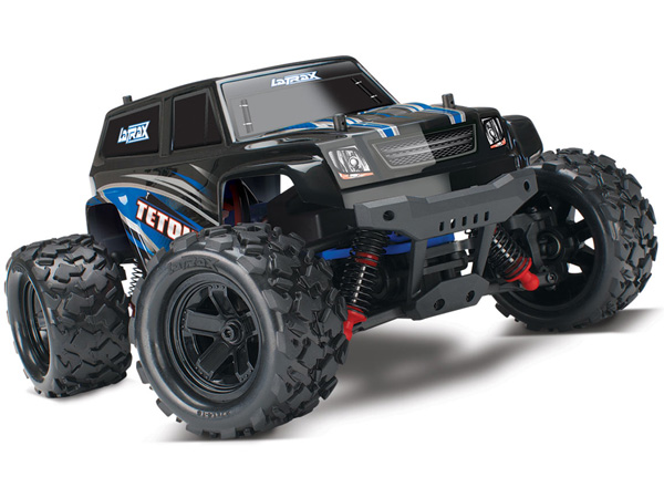 La Trax Teton 1/18 Scale 4WD Monster Truck (Blue) 76054-1BU