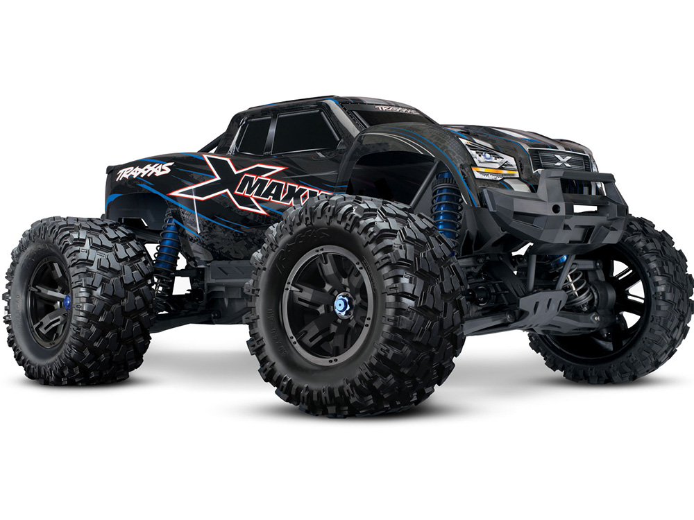 Traxxas X-MAXX 8s Brushless iD RTR 77086-4