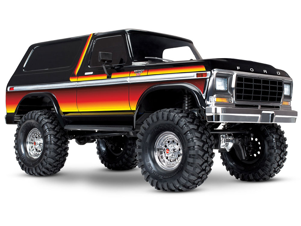 Traxxas Ford Bronco Ranger TRX-4 - SunSet 82046-4S