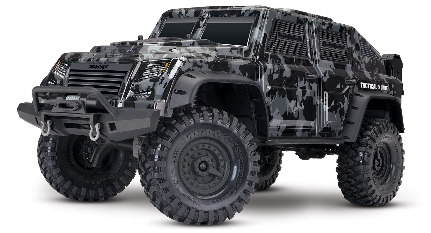 Traxxas TRX-4 Tactical Unit Rock Crawler 82066-4
