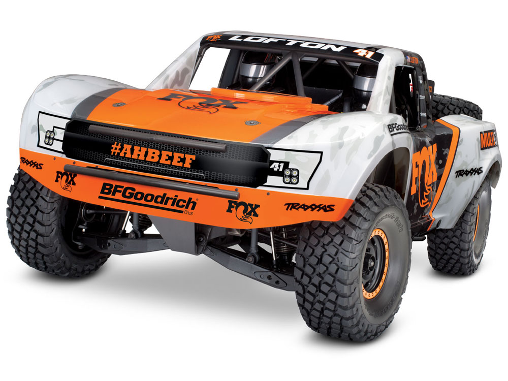 Traxxas UDR Unlimited Desert Racer Pro Scale 4WD - Orange 85076-4O