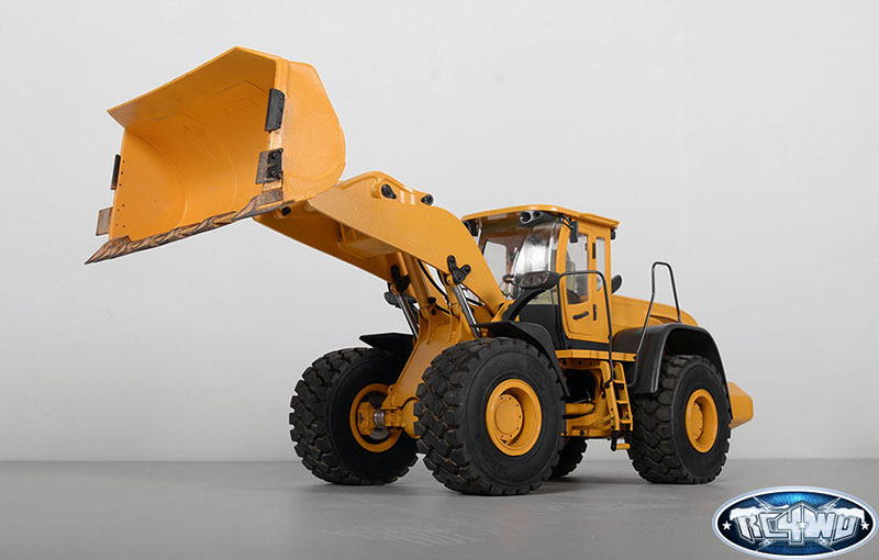 RC4WD VVJD00013 1/14 Scale Earth Mover 870K Hydraulic Wheel Loader VV-JD00013