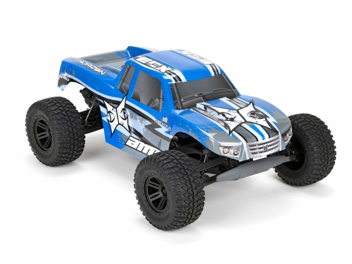 ECX AMP MT 1:10 2wd Monster Truck: Kit ECX03034I