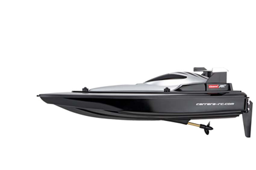 Carrera RC Race Boat, Black CA301012