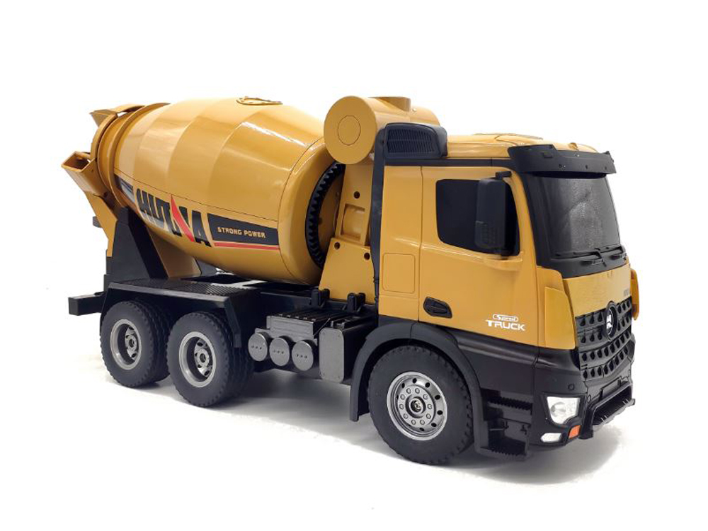 HuiNa 1:14 10-Function Mixer Truck CY1574