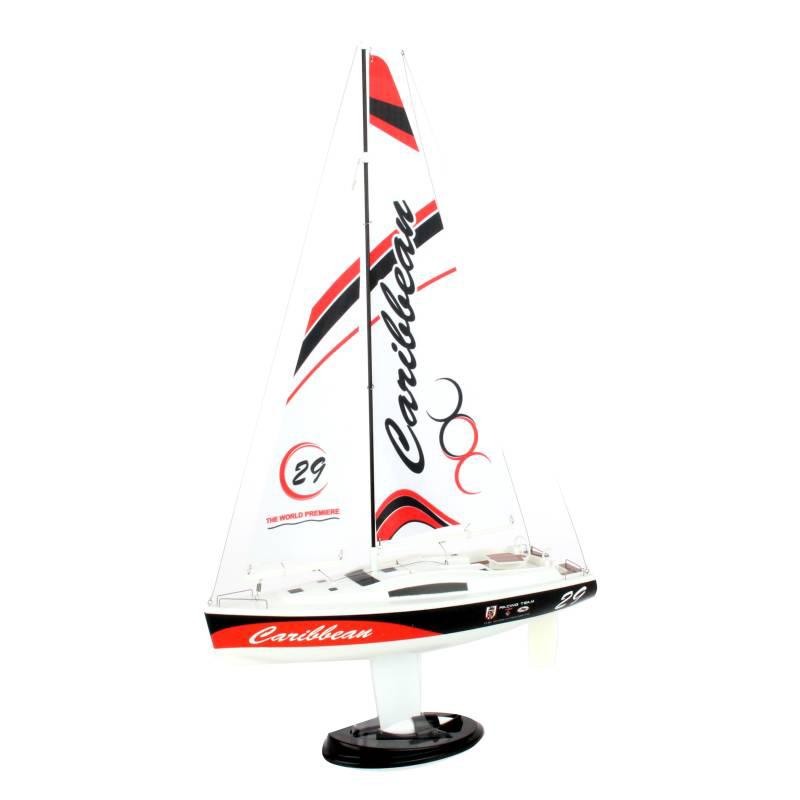 28 Inch High Joysway BINARY Catermaran Sailboat 2.4GHz RTR RC Sailing Yacht