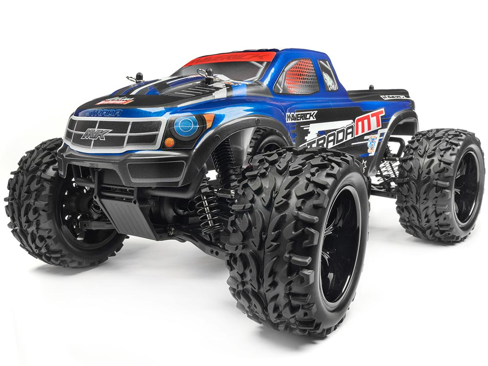 Maverick Strada MT 1/10 RTR Electric Monster Truck MV12615