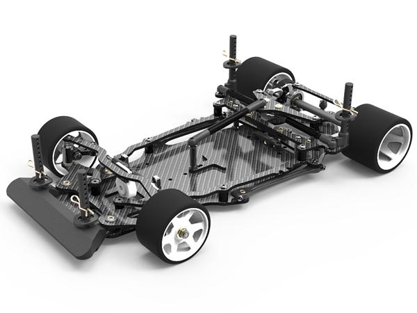 Slot Car 3x6 mm Axle Flanged Bearing Slotcar 4 Bearings