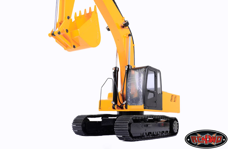 RC4WD VVJD00002 1/12 Scale Earth Digger 4200XL Hydraulic Excavator (RTR) (Version 2.0) VV-JD00002