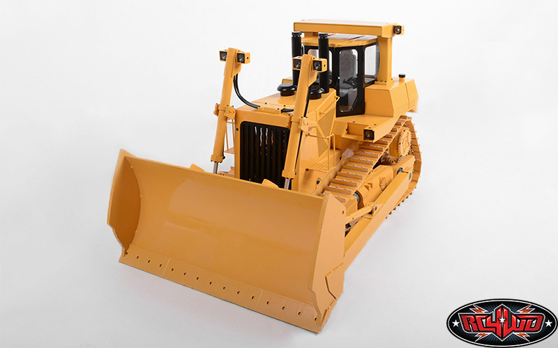 RC4WD VVJD00015 1/14 Scale DXR2 Hydraulic Earth Dozer VV-JD00015