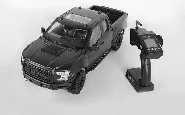 RC4WD 1/10 Desert Runner RTR Scale Truck w/Hero Body Set (Black) VV-JD00029