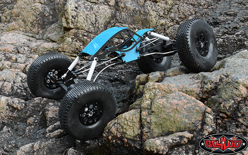 RC4WD ZK0056 RC4WD Bully II MOA Competition Crawler Kit Z-K0056