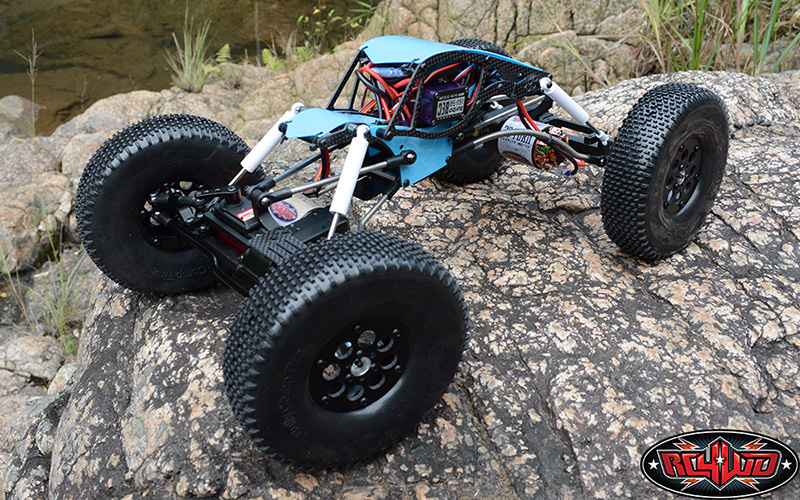 RC4WD ZRTR0027 RC4WD Bully II MOA RTR Competition Crawler Z-RTR0027